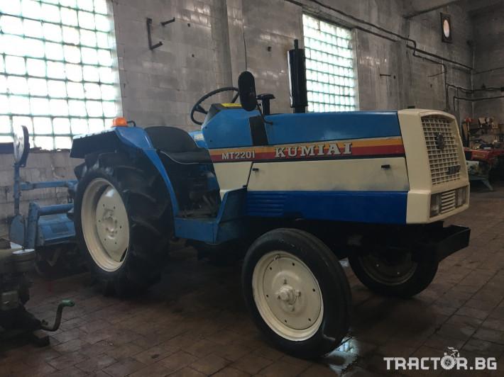 Трактори Mitsubishi MT2201 0