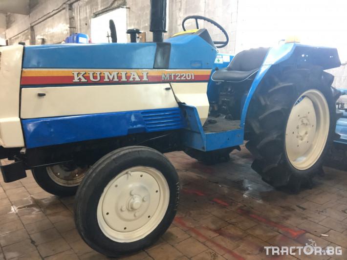Трактори Mitsubishi MT2201 1