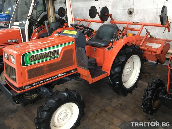 Трактори Hinomoto N200 0