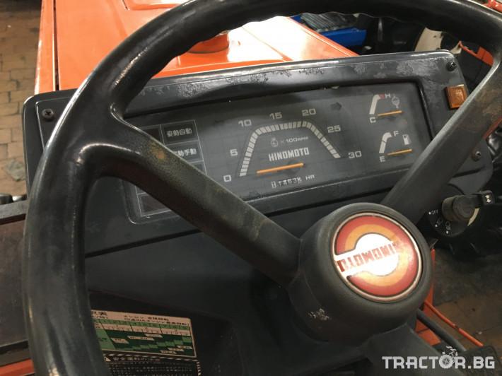 Трактори Hinomoto N200 4