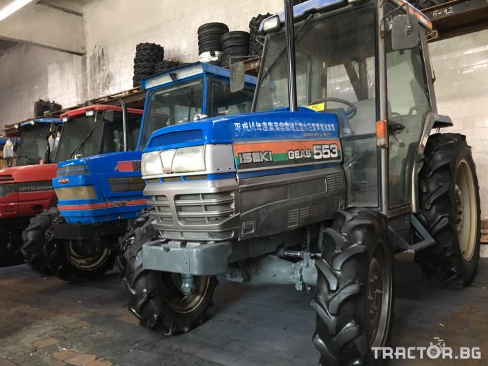 Трактори Iseki GEAS 533 0