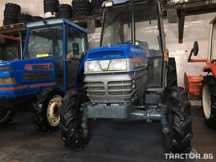 Трактори Iseki GEAS 533 1