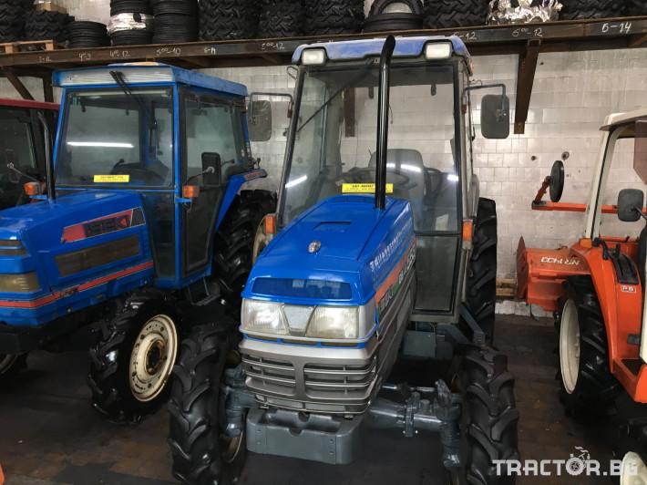 Трактори Iseki GEAS 533 2