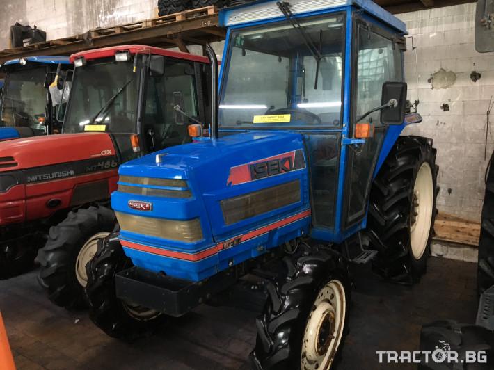 Трактори Iseki G527 0