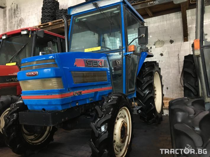 Трактори Iseki G527 1