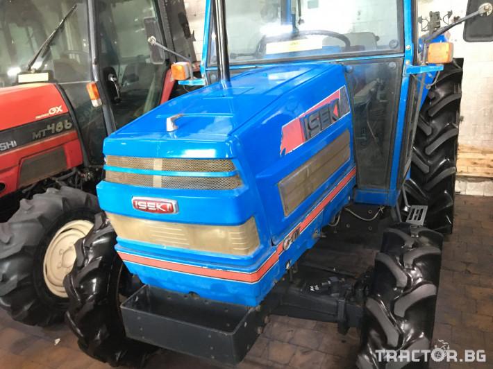 Трактори Iseki G527 2
