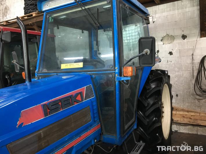 Трактори Iseki G527 3