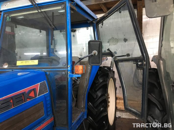 Трактори Iseki G527 4