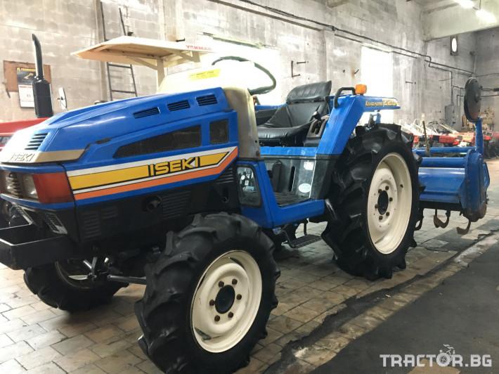 Трактори Iseki 225 0
