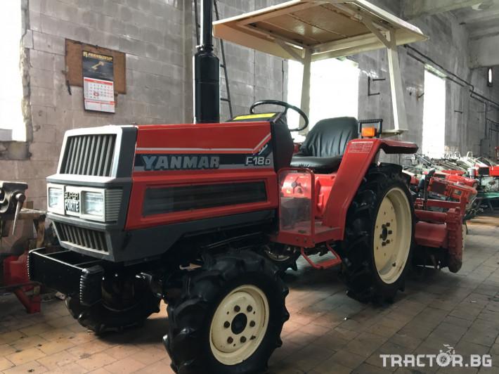Трактори Yanmar F18 1
