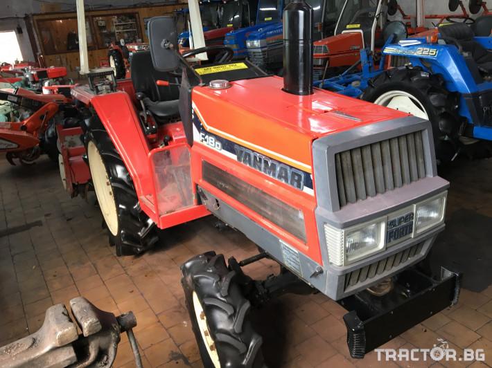 Трактори Yanmar F18 2