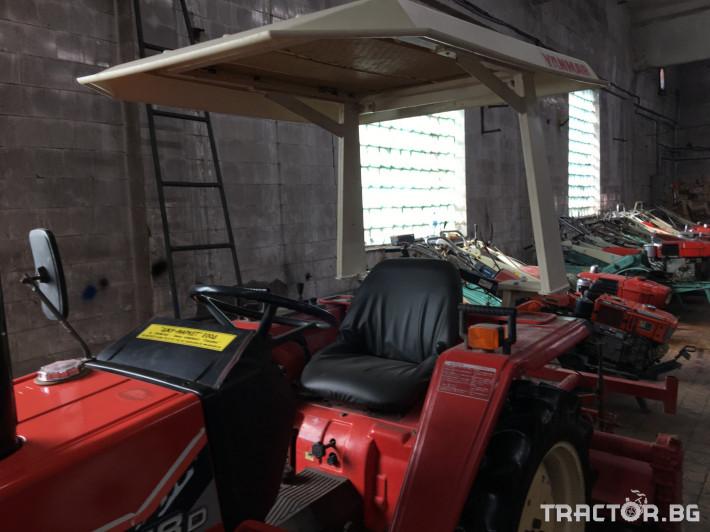 Трактори Yanmar F18 3