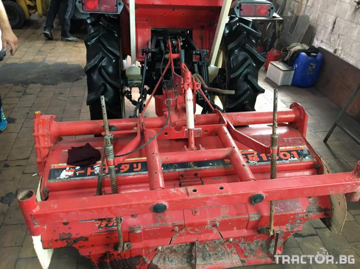 Трактори Yanmar F18 4