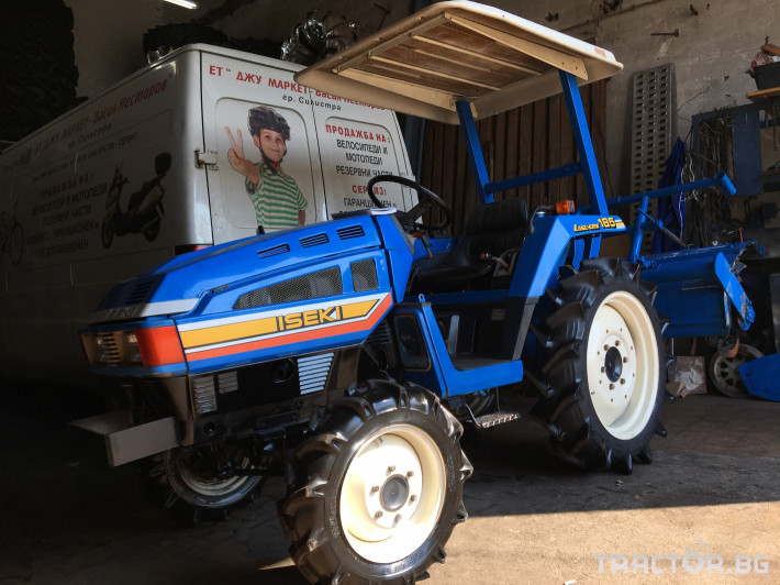 Трактори Iseki 185 0