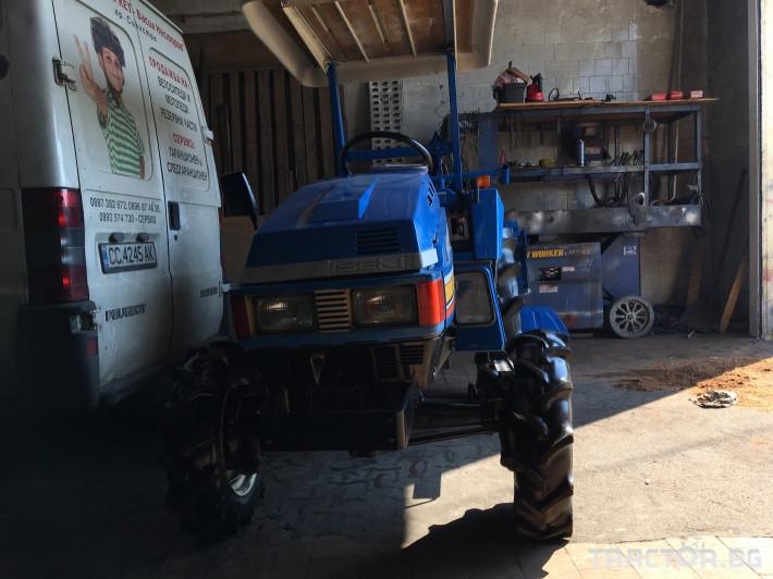Трактори Iseki 185 1