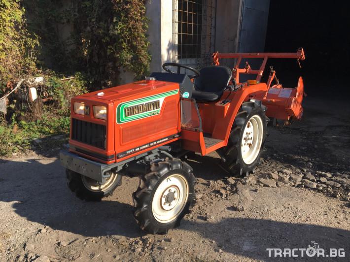 Трактори Hinomoto N179 0