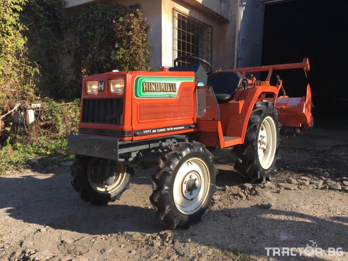 Трактори Hinomoto N179 1