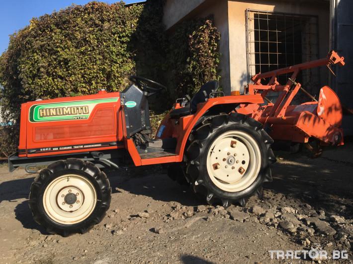 Трактори Hinomoto N179 3