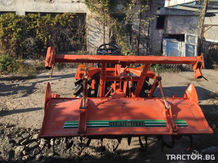 Трактори Hinomoto N179 4