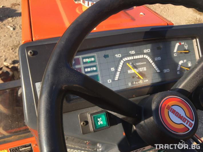 Трактори Hinomoto N179 6
