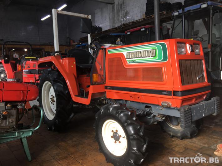 Трактори Hinomoto N209 0