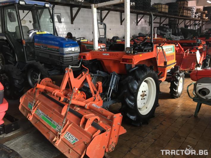 Трактори Hinomoto N209 1