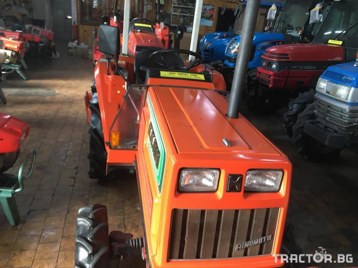 Трактори Hinomoto N209 2