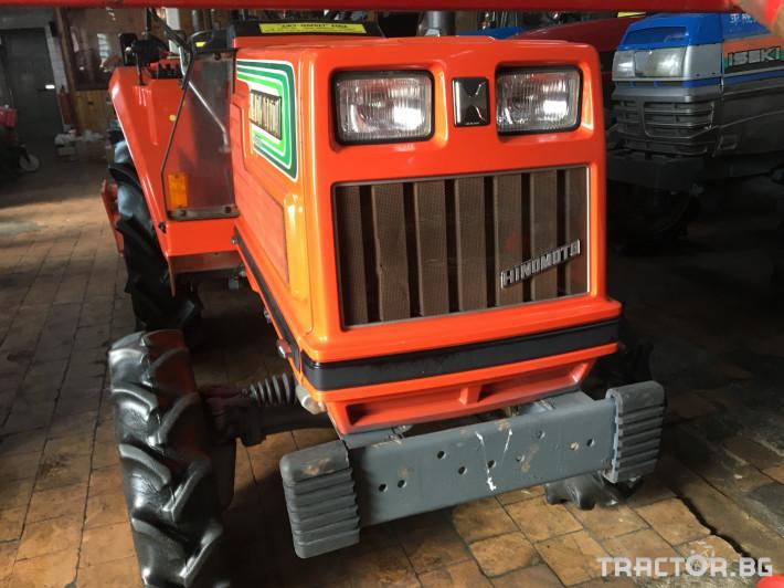Трактори Hinomoto N209 3