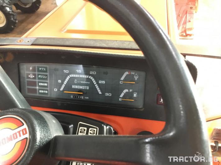 Трактори Hinomoto N209 4