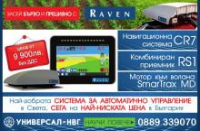 ПРОМОЦИЯ! Система за Автоматично Управление RAVEN RS1