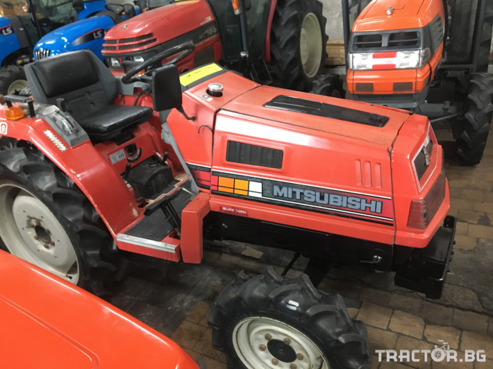 Трактори Mitsubishi MT20 0 - Трактор БГ