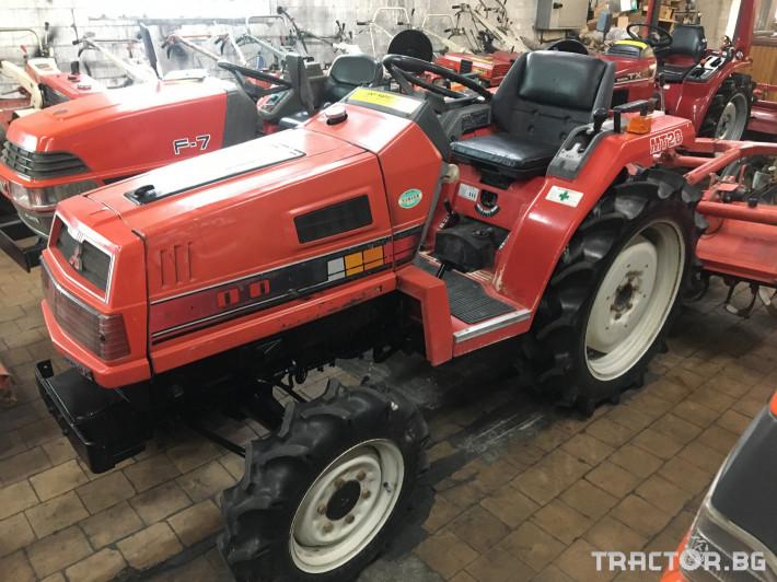 Трактори Mitsubishi MT20 2 - Трактор БГ