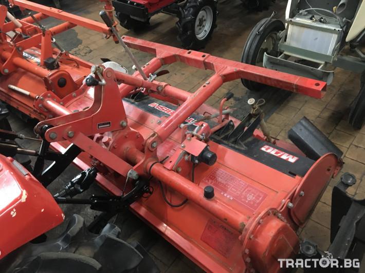 Трактори Mitsubishi MT20 4 - Трактор БГ