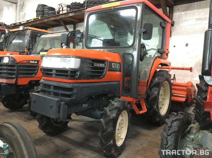 Трактори Kubota GT21DT 0 - Трактор БГ
