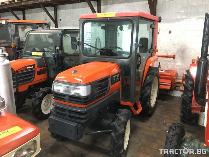 Трактори Kubota GT21DT 2 - Трактор БГ