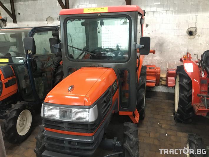 Трактори Kubota GT21DT 3 - Трактор БГ