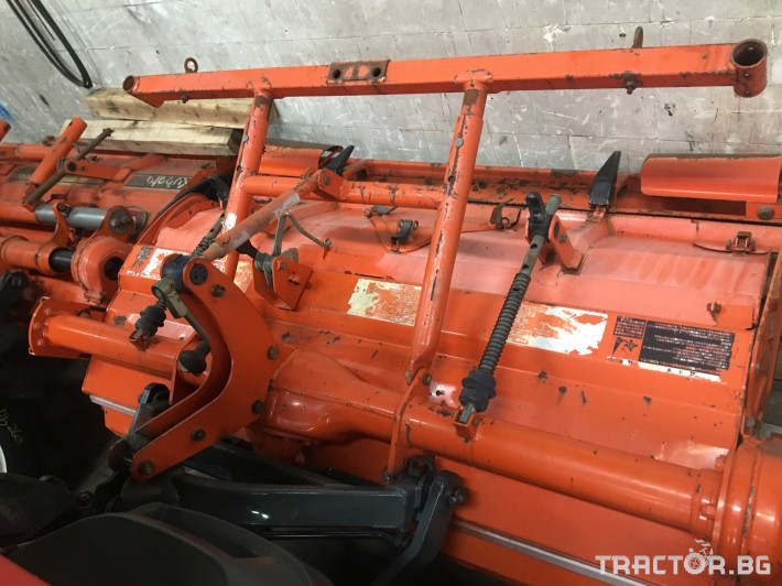 Трактори Kubota GT21DT 10 - Трактор БГ