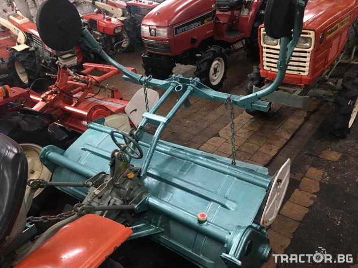 Трактори Yanmar 1401D 3 - Трактор БГ