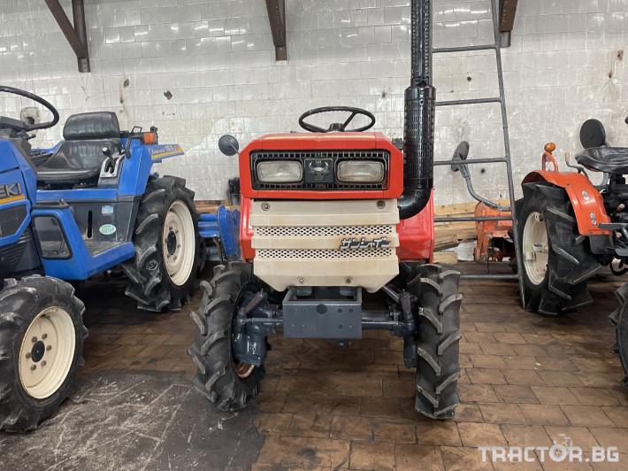 Трактори Kubota 1400 2 - Трактор БГ