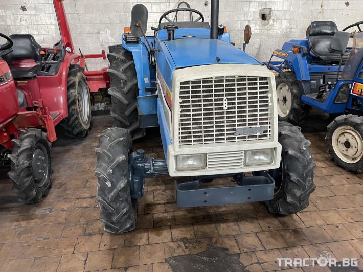 Трактори Mitsubishi MT2501D 1 - Трактор БГ