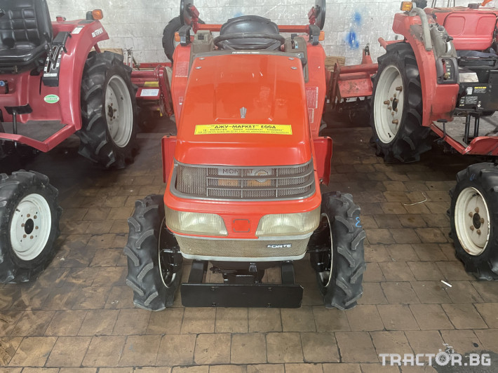 Трактори Yanmar F5 1 - Трактор БГ