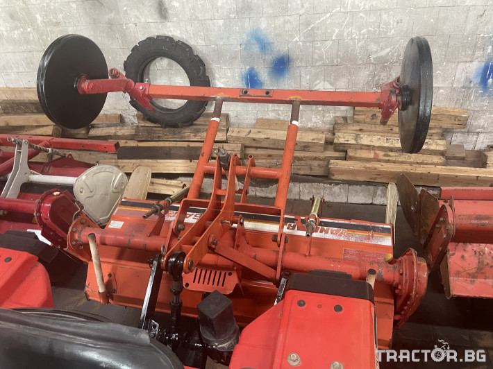 Трактори Yanmar F5 4 - Трактор БГ