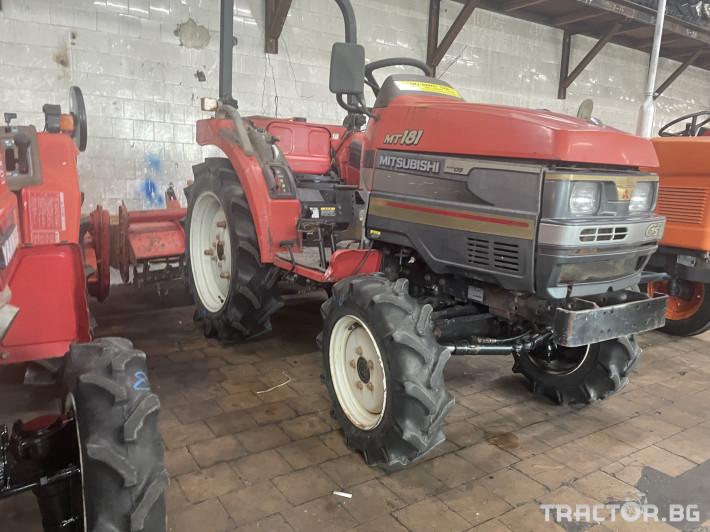 Трактори Mitsubishi MT181D 0 - Трактор БГ