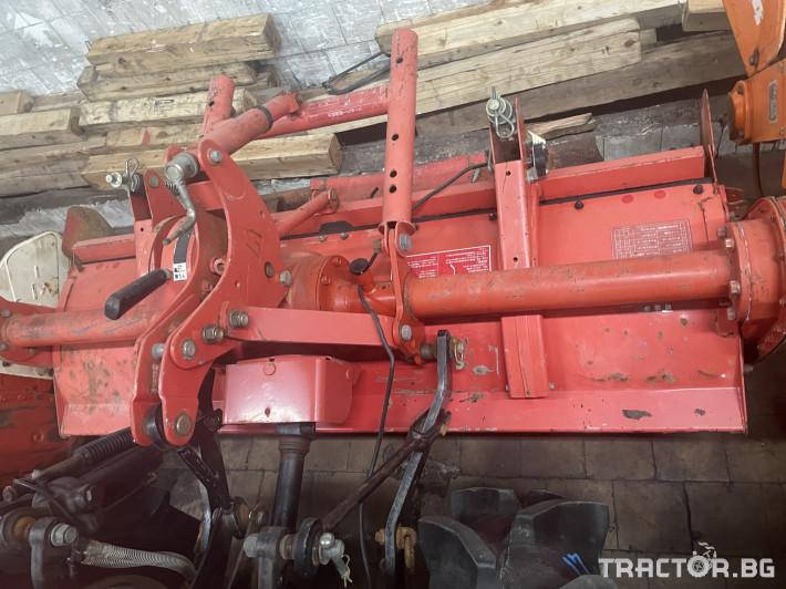 Трактори Mitsubishi MT181D 3 - Трактор БГ