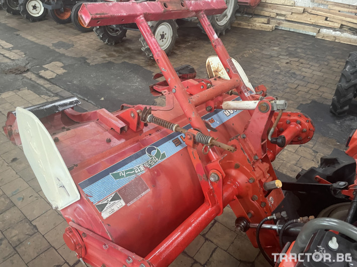 Трактори Yanmar KE-3 3 - Трактор БГ