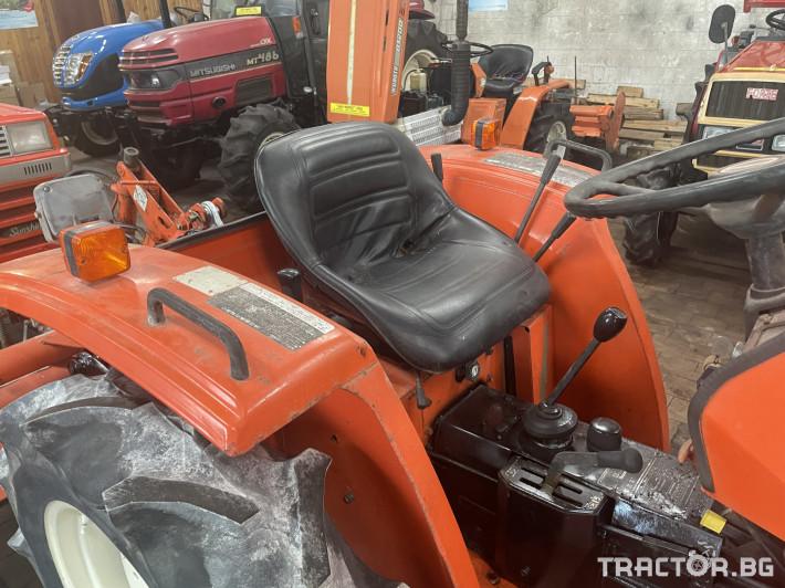 Трактори Hinomoto E2004 2 - Трактор БГ