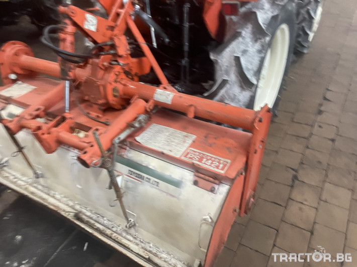 Трактори Hinomoto E2004 3 - Трактор БГ