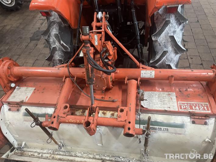Трактори Hinomoto E2004 4 - Трактор БГ