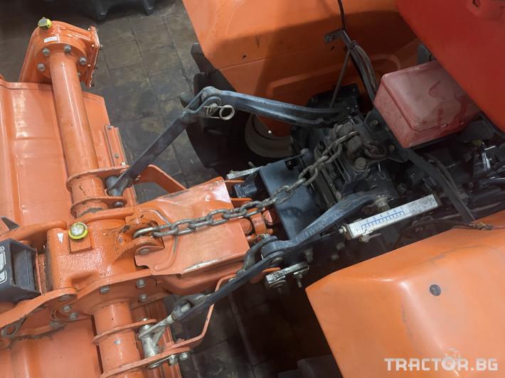 Трактори Kubota B1200 4 - Трактор БГ