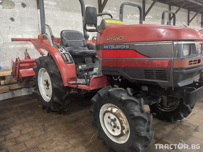 Трактори Mitsubishi MT160 2 - Трактор БГ